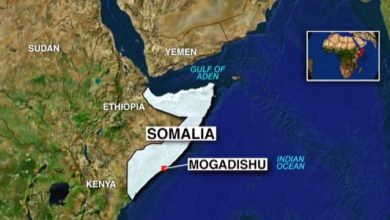 Al-Shabab extremists attack US military base in Somalia: report - Fox News