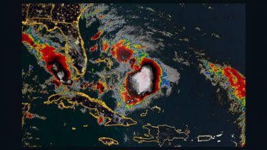 Tropical Storm Humberto gets closer to the area devastated by a hurricane in the Bahamas - CNN