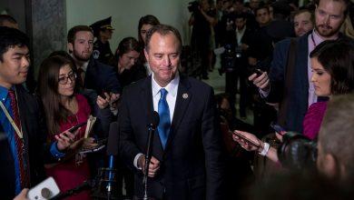 Trump Raises Idea of Arresting House Chairman for Treason - The New York Times