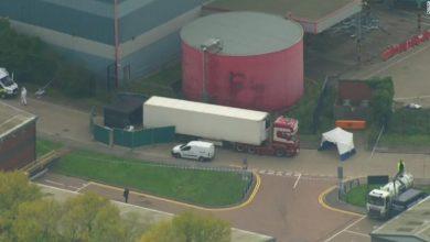 39 bodies found in truck container in Essex: Live updates - CNN International