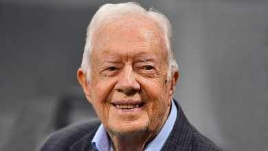 Jimmy Carter recovering after fall at Georgia home, requiring stitches - Fox News